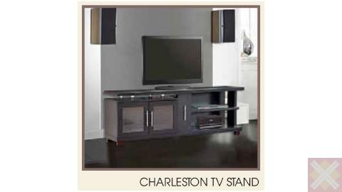 CHARLESTON TV STAND