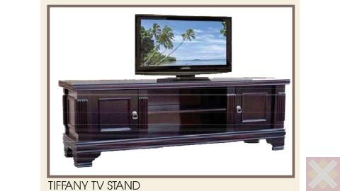 TIFFANY TV STAND